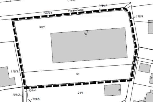 Bebauungsplan Nr. 11a Die untere Aue - 2. Änderung