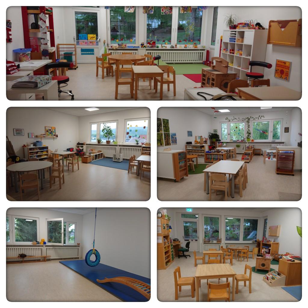 Kollage Kindertagesstätte Friedlos